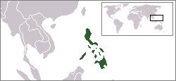 필리핀지도