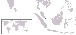 싱가포르지도