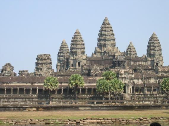 캄보디아 앙코르와트